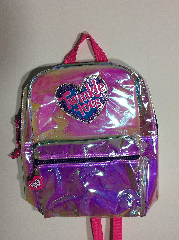 twinkle toes skechers backpack