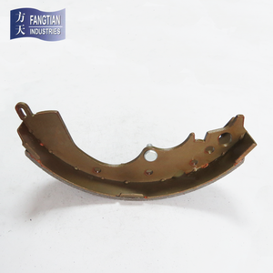 Locomotive auto spare parts brake shoe
