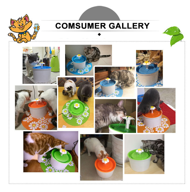 Manufacturer cat water fountain,Manufacturer pet water drinking fountain,Manufacturer pet water fountain