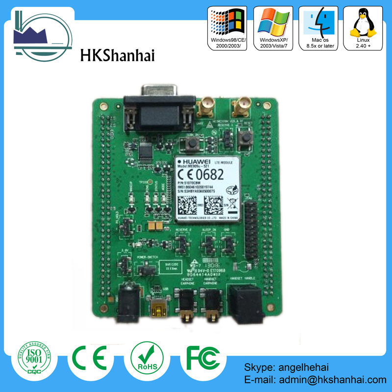Huawei Me909u-521 Fdd Lte Mini Pcie Module And Lga Development ...