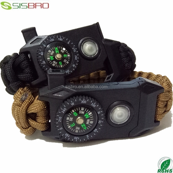 2018 New Trade Assurance Tactical Paracord Survival Bracelet Buy