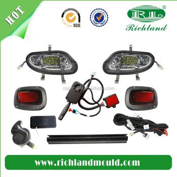 E-z-go Txt Freedom Led High Low Beam Light Kit - Buy Ezgo Led Light on