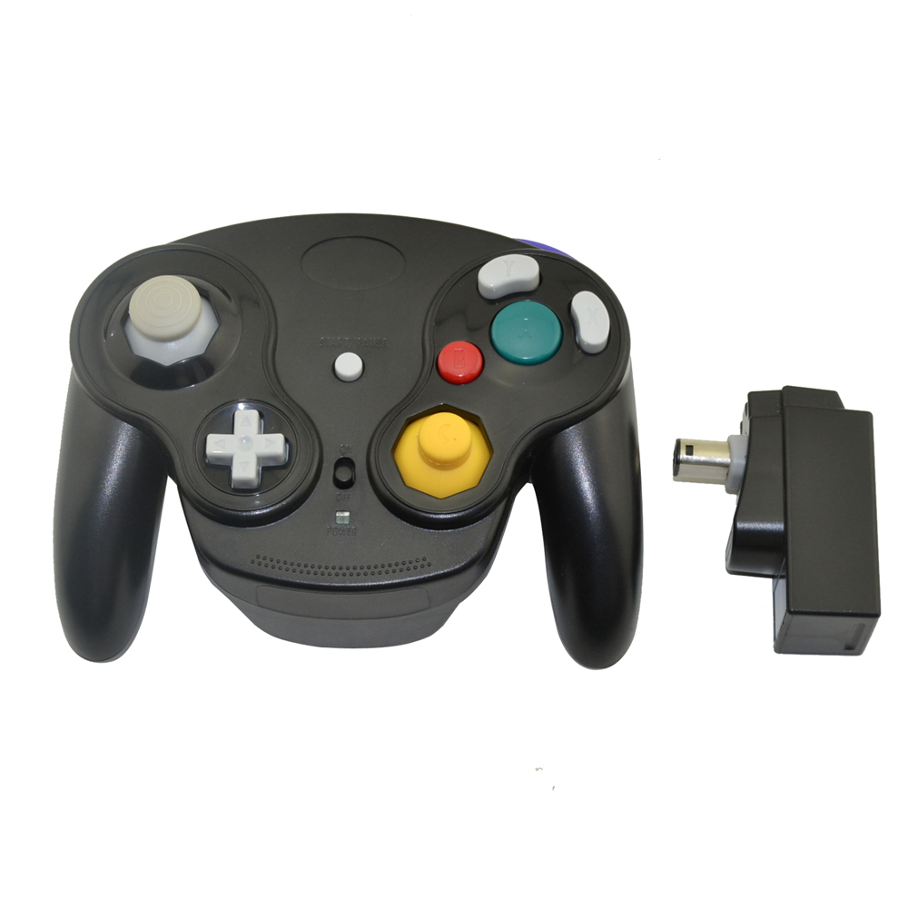 For ngc gamecube wireless game <strong>controller</strong> (stock)