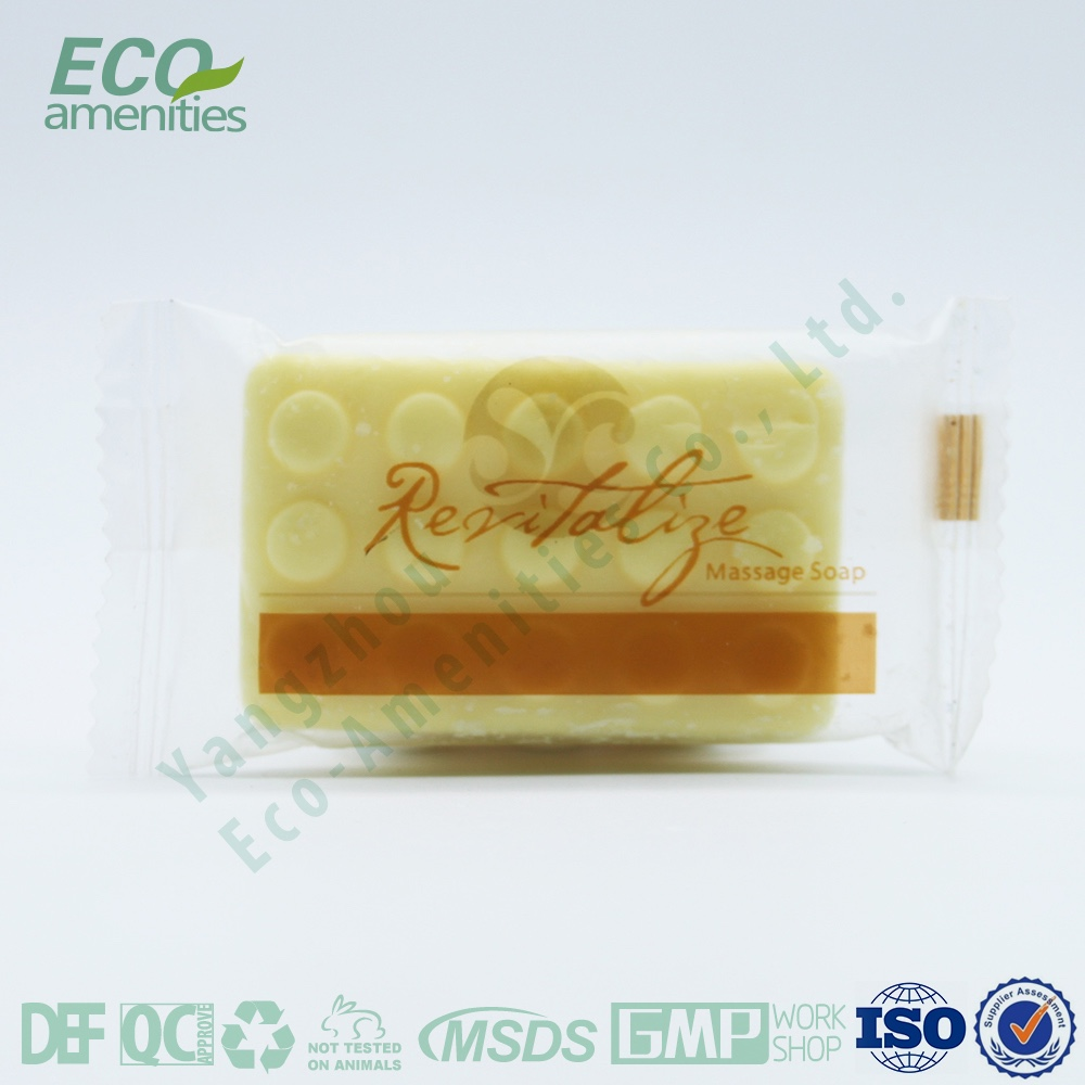 Pure Natural colored-label square hand made soap is Soap