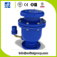 quick release inflatable air valve, dn80-400 air valve