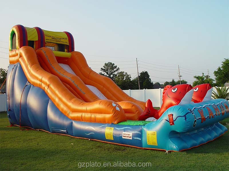 Used Inflatable Water Slide For Sale Inflatable Bouncy