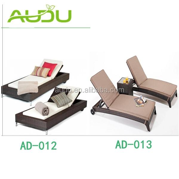 Audu Coro<em></em>nado Adjustable Chaise Lounges