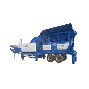 China Factory Price Can Aggregate Small Portable Crusher Plant