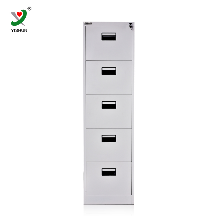5 drawers steel filing <strong>cabinet</strong>