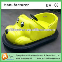 Cheap and high quality amusement park rides electric ufo kids inflatable bumper cars