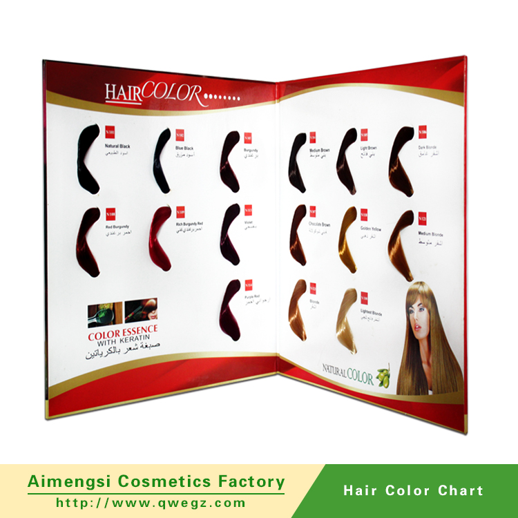 Iso Color Chart For Hair Iso Color Chart For Hair Suppliers And