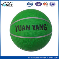 2016 cheap rubber basketball custom basketball