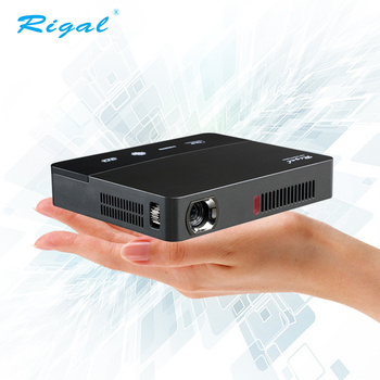 digital 3d portable system led projector dlp hd smart mini dlp projector