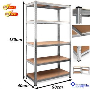 Heavy duty 5 tier shelf Heavy duty 5 tier storage rack