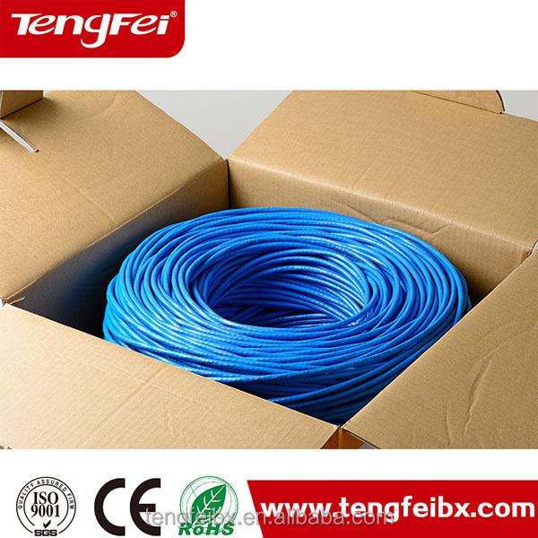 Ethernet кабель/сетевой LAN cat5e/cat6e/cat6a/cat7/utp/ftp/sftp провод/кабель
