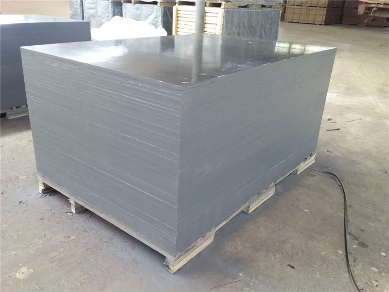 plastic film faced plywood, green film faced plywood, plywood formwork used in construction