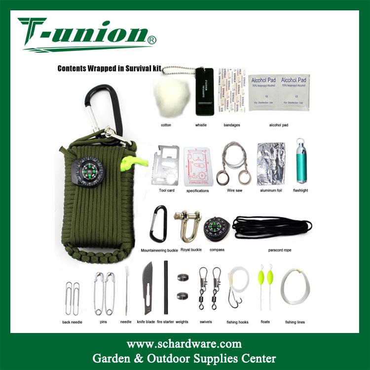 Finden Sie Hohe Qualität Outdoor Überleben Pack Hersteller und ...