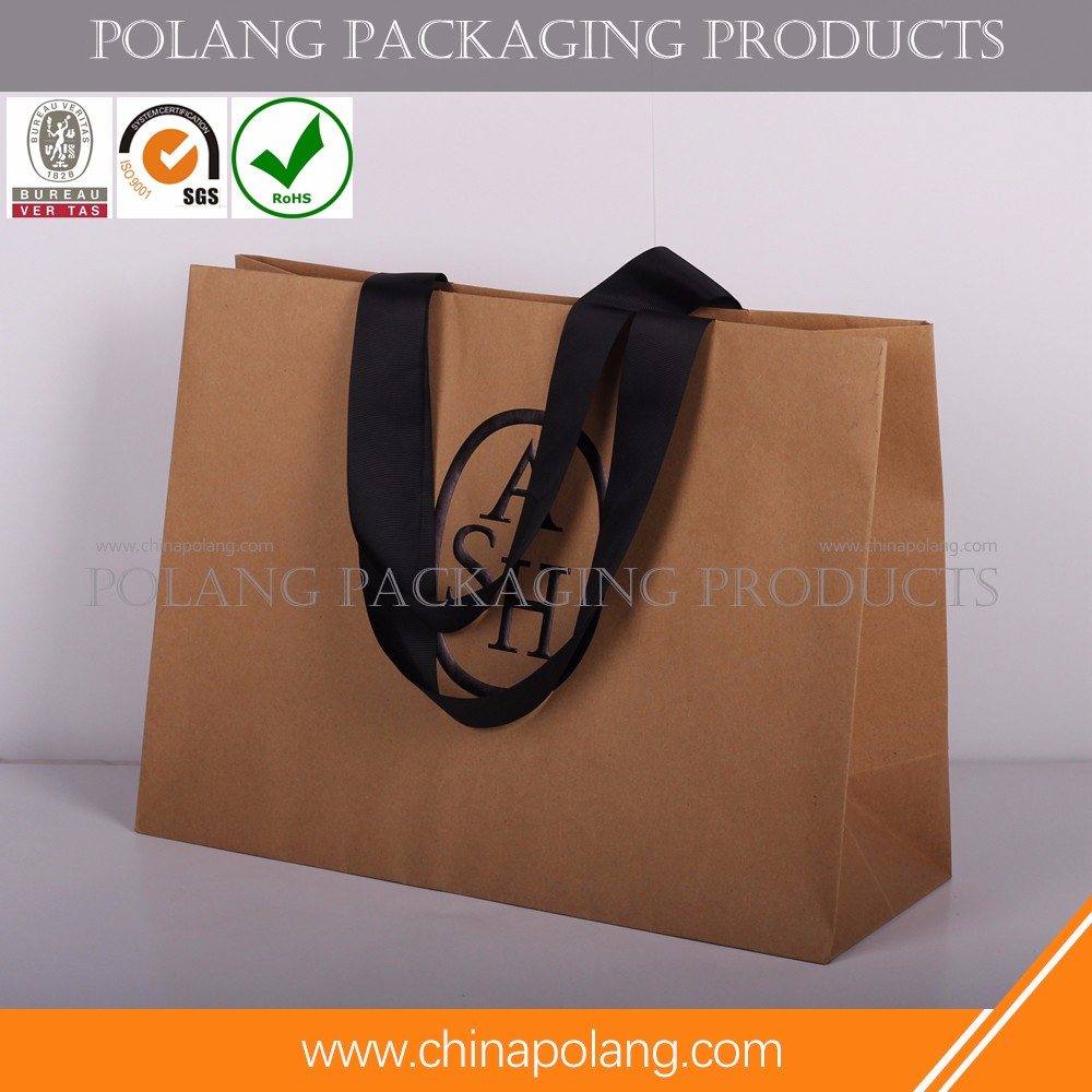 Plastic kraft paper sack with film for plastic raw material side gusset plastic compound paper bag