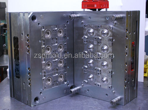 OEM/ODM injection / Automobile / Motor /Auto Parts ABS Control box Plastic Injection Mold Price
