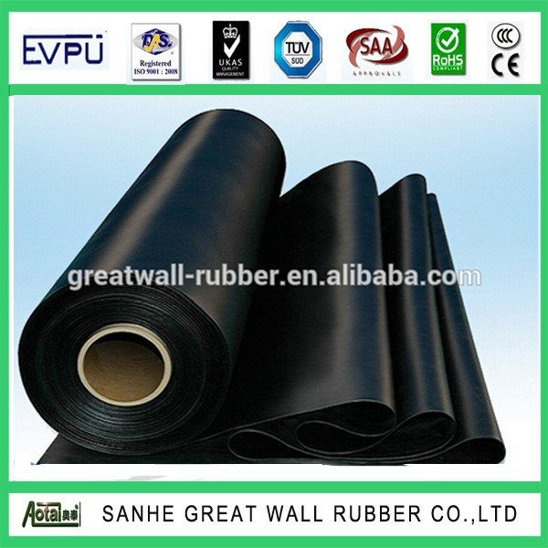 Industrial Silicone Rubber Product / Viton NBR EPDM Part Product / Custom CR FKM Silicone Rubber Product