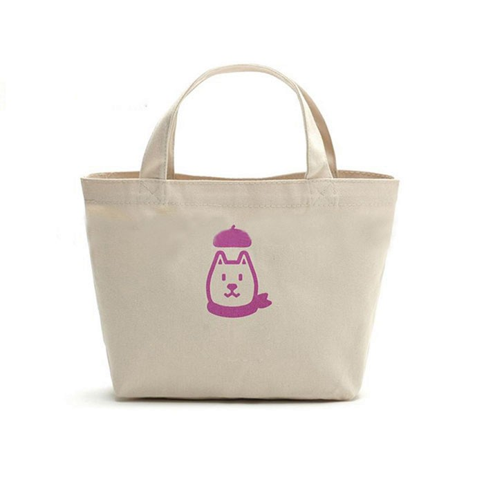 Whole Plain Canvas Tote Bags With Printing