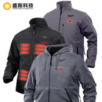 Battery Heated Clothing >> Electrical Rechargeable Battery Heated Hunting Jacket Buy Heated