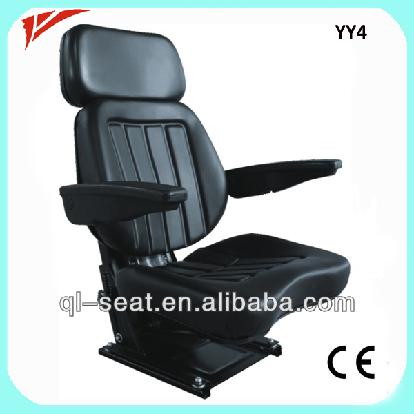 YY4 Massey Ferguson Tractor Seat with Height Adjust Shock Absorb Suspension
