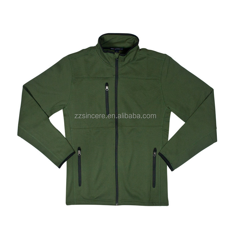 2016 new style biking outdoor men's spring thin fleece Jacket