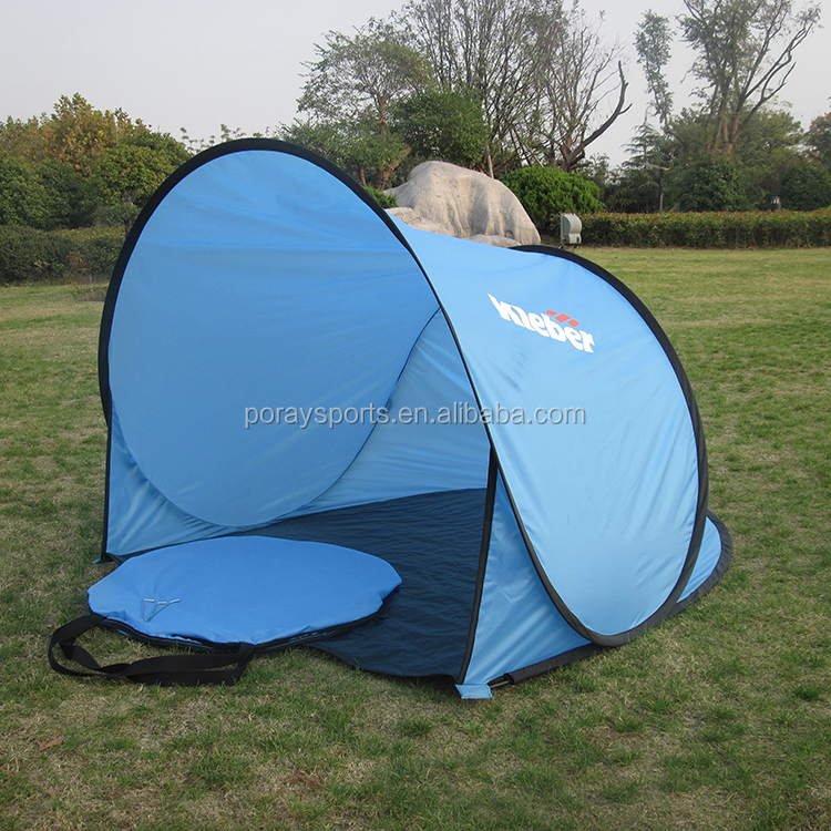 2016 The new Outdoor Automatic Pop up Instant Beach <strong>Tent</strong> Anti UV Shelter