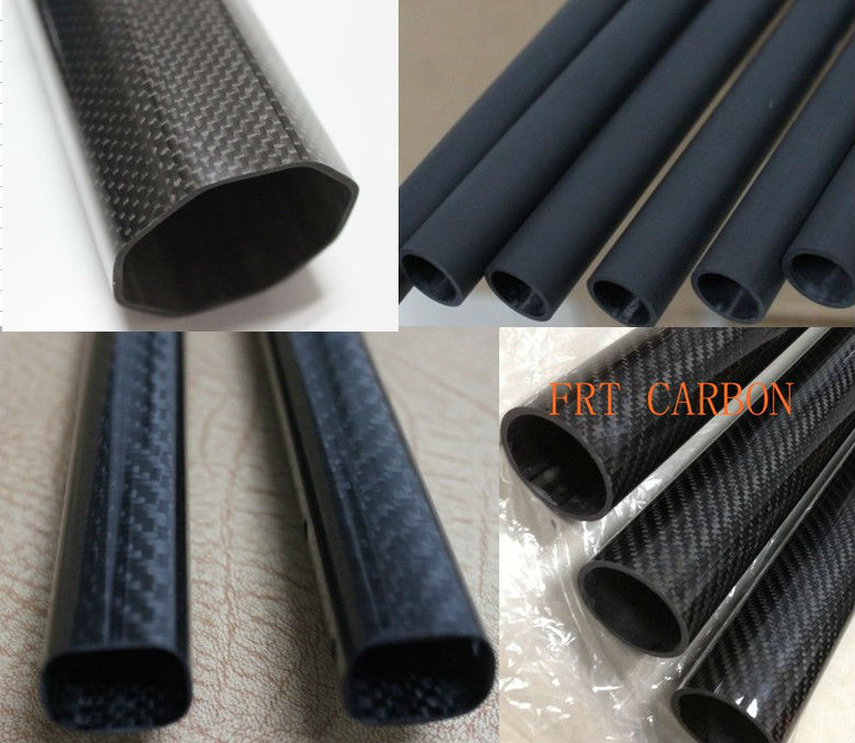 Professional Carbon Fiber round bar tube carbon with CE certificate