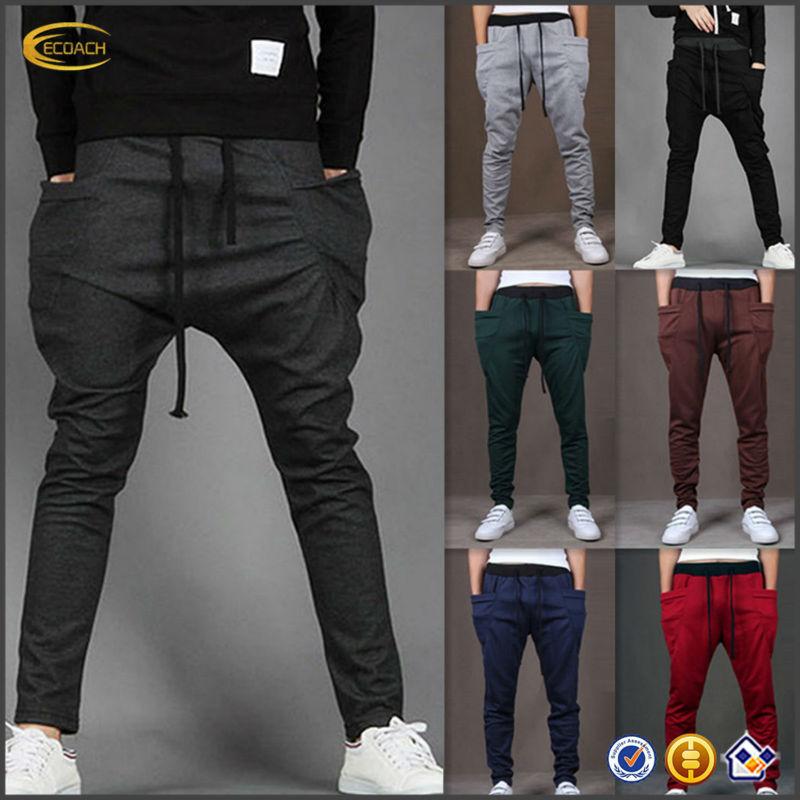 Oem Supplier China Mens Casual Jogger Dance Sportwear Baggy Harem ...