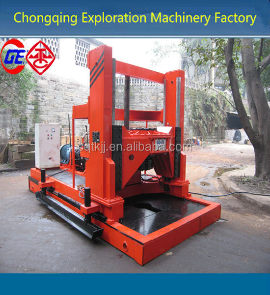 2014 China Innovative Red Top-head 2000mm Hole Dia GQ-20 Building Construction Tools And Equipment