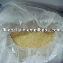 adhesive gelatin/industrial gelatin/poly bag package gelatin powder