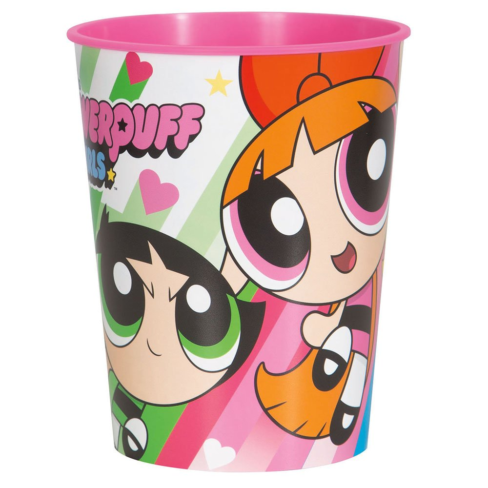 Get Quotations 16oz Powerpuff Girls Plastic Cup