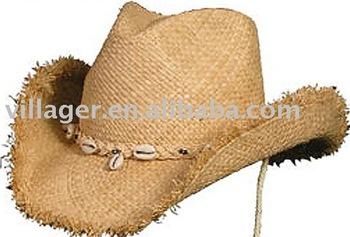 Women s Straw Cowboy Hat c25fd466bf8
