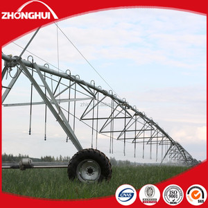 Large Scale Agricultural Center Pivot Irrigation Machinery central pivot irrigation system machine
