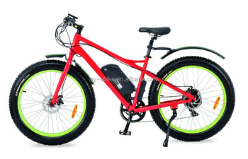 Enduro Stealth Bomber Electric Bike 500w Off Road E Bicycle Ebike