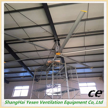 Industrial ceiling blower large hvls big ass ceiling fan for industrial ceiling blower large hvls big ass ceiling fan for workshop warehouse aloadofball Choice Image