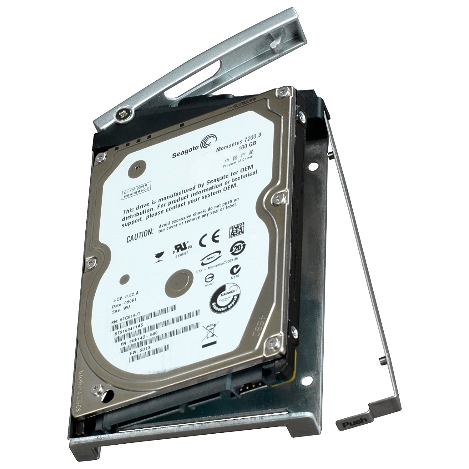 "Cru Acquisitions Group, Llc - Cru 36020-0000-0001 Drive Mount Kit For Hard Disk Drive ""Product Category: Kits/Mounting Kits"""