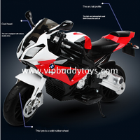 Best selling products reliable and cheap licensed BMWS1000RR kids mini electric motorcycle