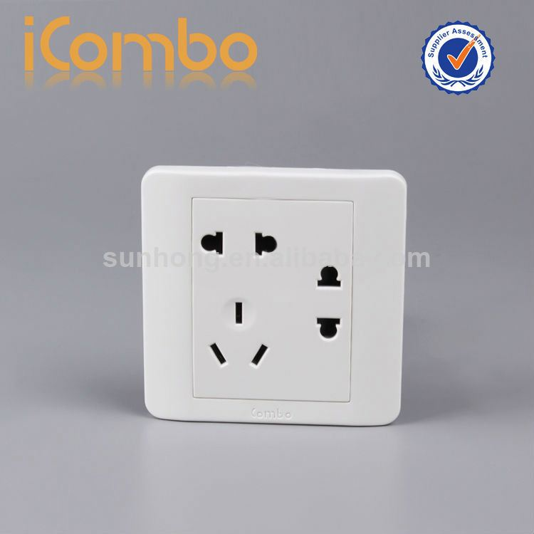 rotary switch socket