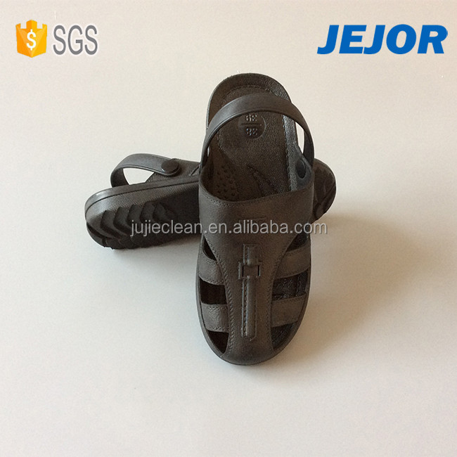 Super Soft Black blue Cleanroom Antistatic ESD SPU Sole Safety Shoes