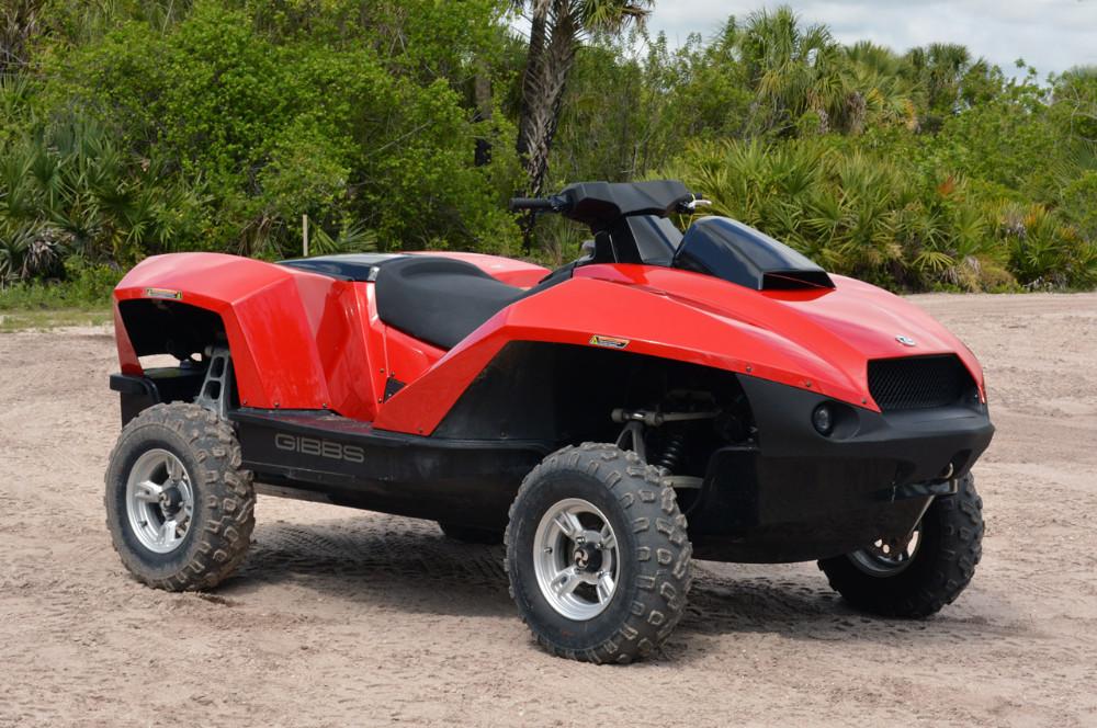 2014 Gibbs Quadski Xl Atv Snowmobile Jet Ski Quad Sport  Buy 2014