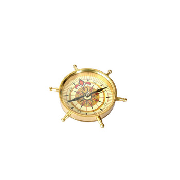 high quality wholesale promotional brass sundial compass