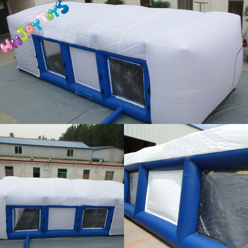 Inflatable mobile painting booth for sale portable for Mobile auto painting