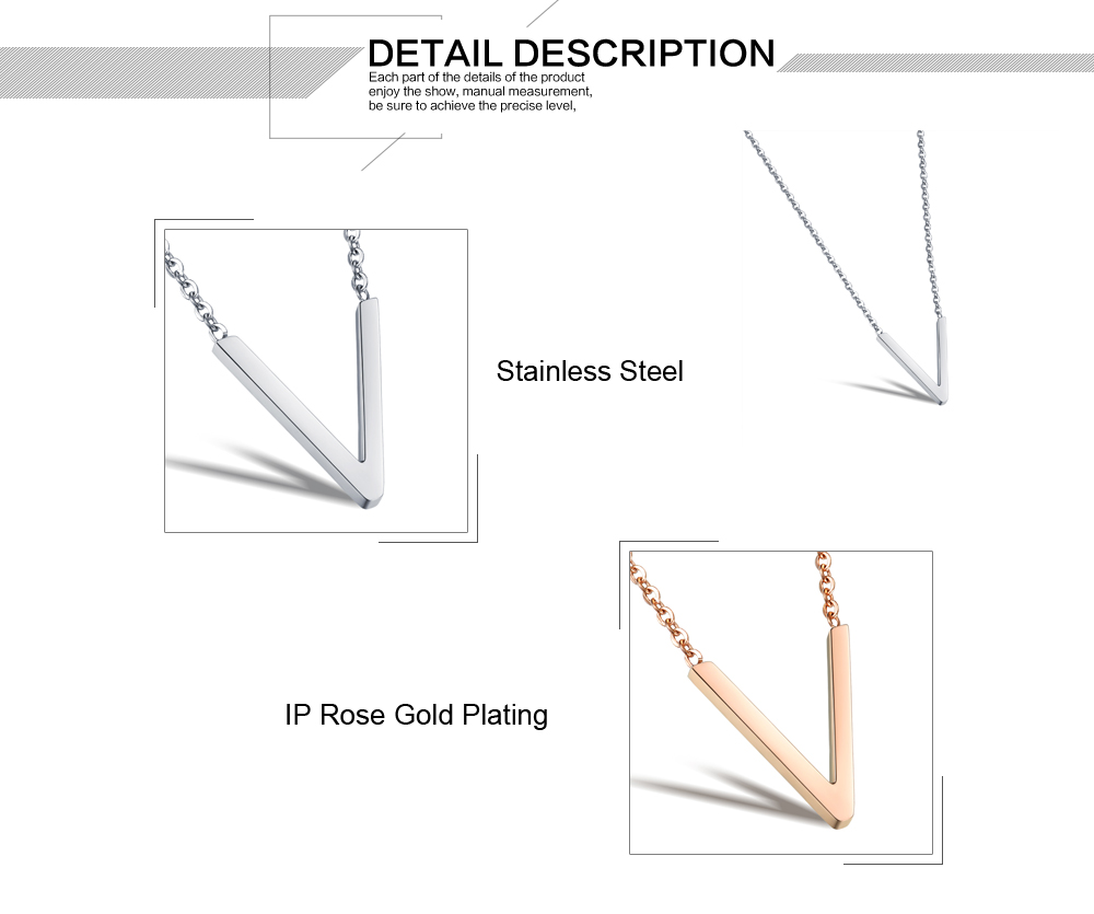 Wholesale Women Initial Letter Charm 14k Gold Plated Chain Necklace