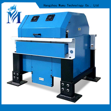 Industrial textile electronic jacquard machine with rapier loom