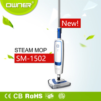 Steam mop type and GS CE RoHS EMC CB certification industrial steam cleaner