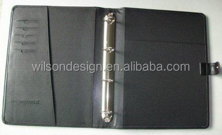 Leather Port folio A4 Size