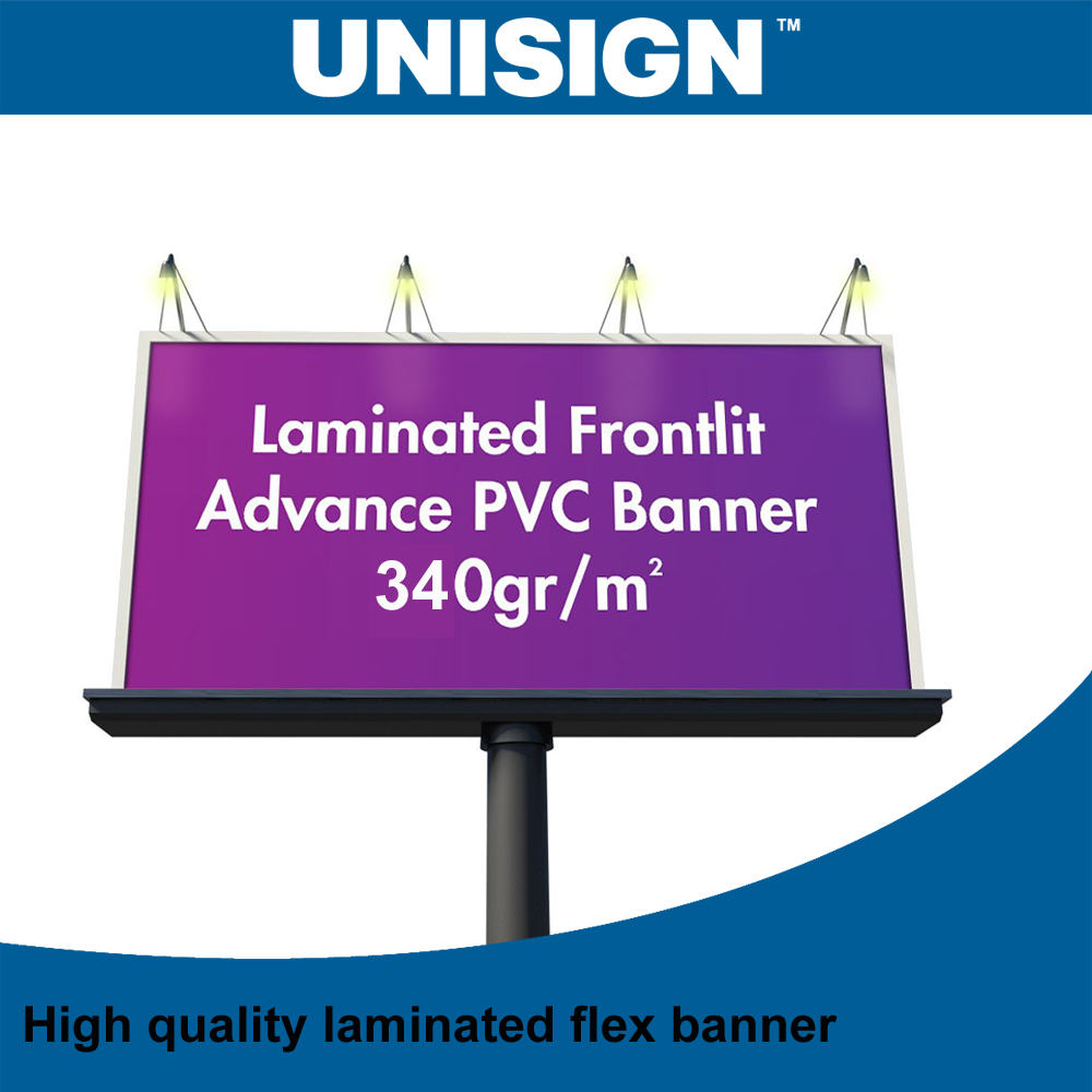 perfect printable 1.02-5.0m pvc flex banner packaging in rolls